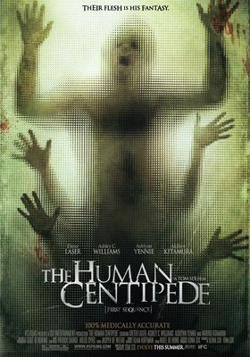 The Human Centipede First Sequence's Poster