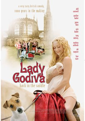 Lady Godiva: Back in the Saddle's Poster