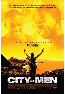 City of Men's Poster