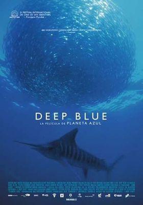 딥 블루의 포스터