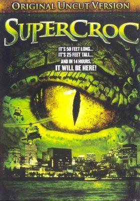 Supercroc's Poster