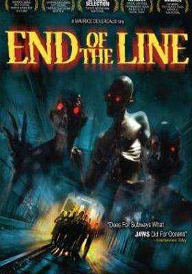 End of the Line's Poster