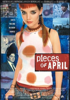 Pieces of April's Poster