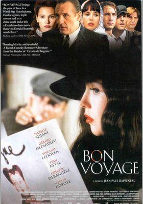 Bon voyage's Poster