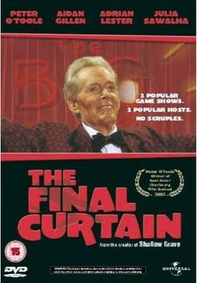 The Final Curtain's Poster