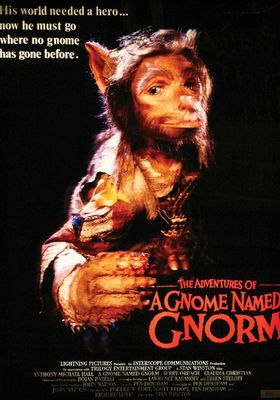 A Gnome Named Gnorm's Poster