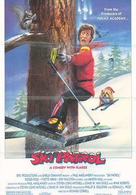스키 아카데미의 포스터
