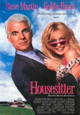 Housesitter's Poster