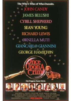 Once Upon a Crime's Poster