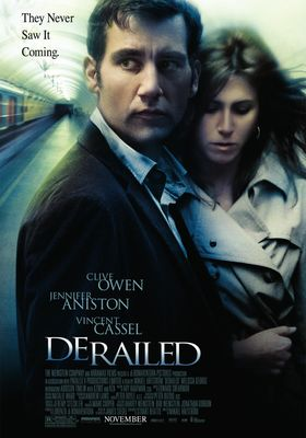 Derailed's Poster