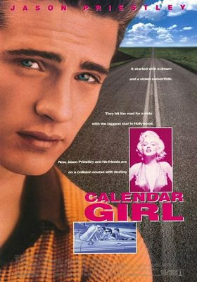 Calendar Girl's Poster
