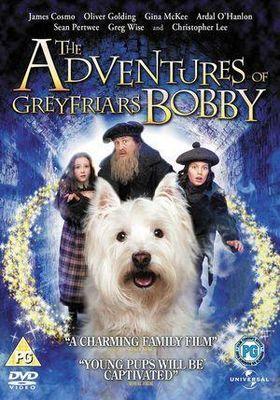 Greyfriars Bobby's Poster