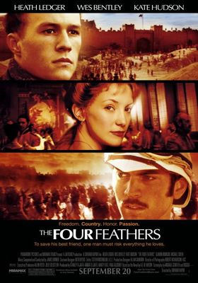The Four Feathers's Poster