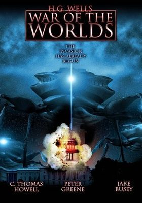 H.G.Wells' War of the Worlds's Poster