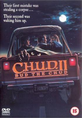 C.H.U.D. II - 버드 더 추드의 포스터