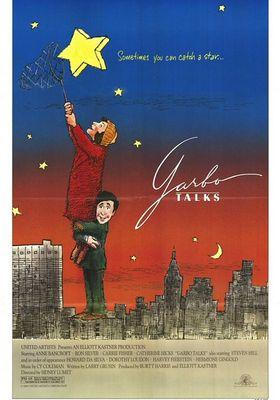 Garbo Talks's Poster