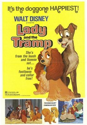 Lady and the Tramp's Poster