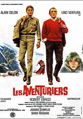 The Last Adventure's Poster