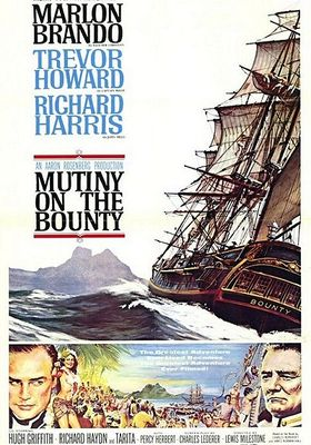 Mutiny on the Bounty's Poster