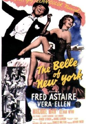 The Belle of New York's Poster