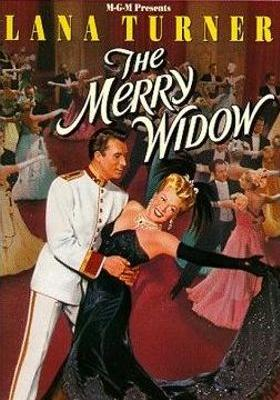 The Merry Widow's Poster
