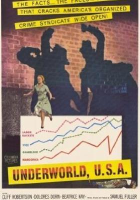 미국의 암흑가의 포스터