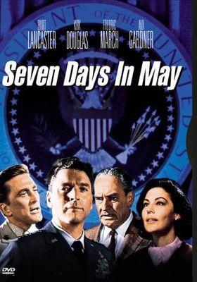 『5月の7日間』のポスター