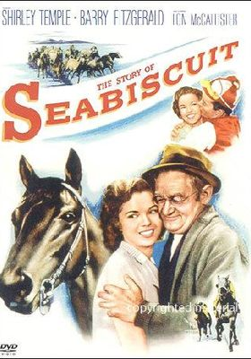 The Story Of Seabiscuit's Poster