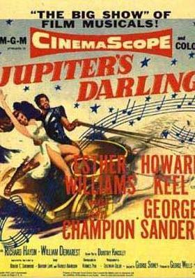 Jupiter's Darling's Poster