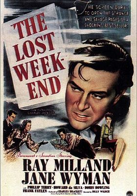 The Lost Weekend's Poster