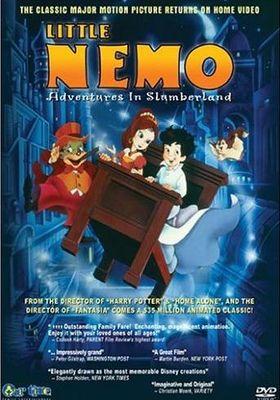 리틀 네모의 포스터