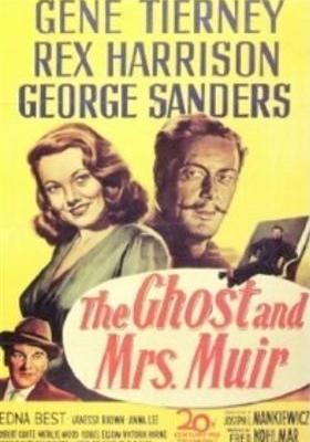 유령과 뮈어 부인의 포스터