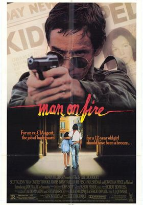 Man on Fire's Poster