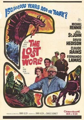The Lost World's Poster
