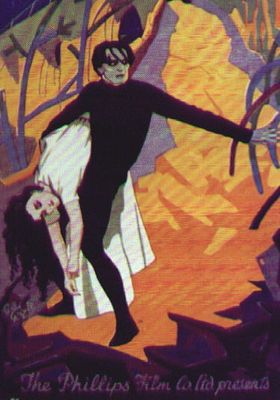 The Cabinet of Caligari's Poster