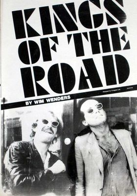 Kings of the Road's Poster