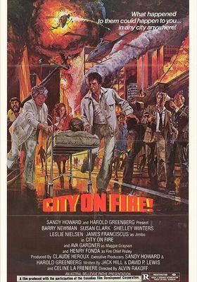 『シティ・オン・ファイア』のポスター