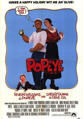 Popeye's Poster