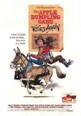 『The Apple Dumpling Gang Rides Again(原題)』のポスター