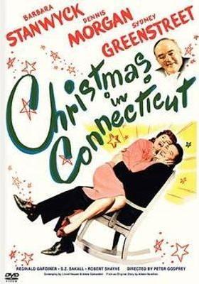코네티컷의 크리스마스의 포스터