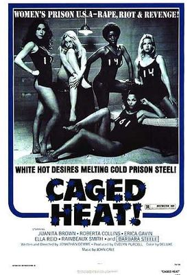 Caged Heat's Poster