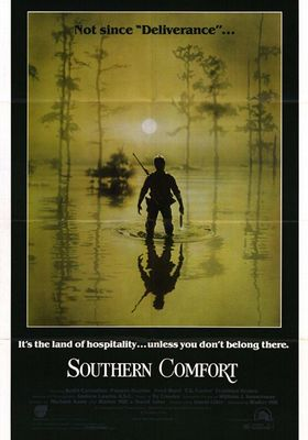 Southern Comfort's Poster