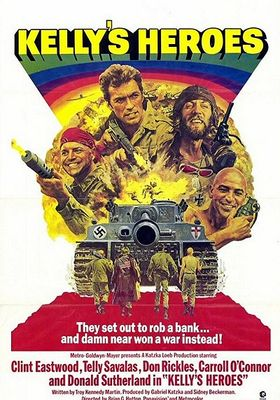 Kelly's Heroes's Poster
