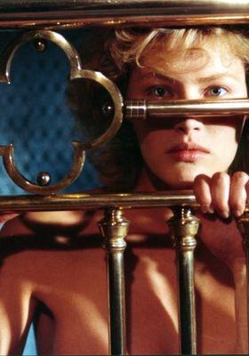 La belle captive's Poster