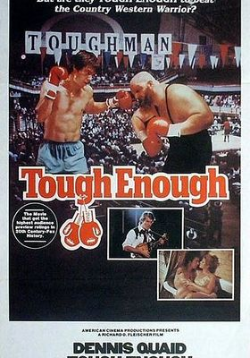 Tough Enough's Poster