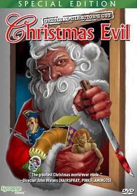 Christmas Evil's Poster