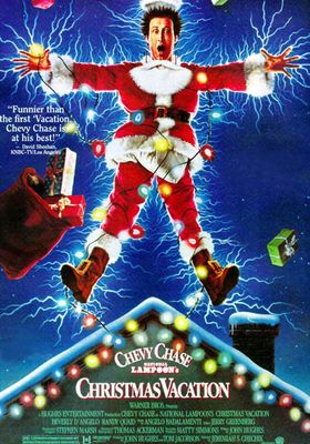 National Lampoon's Christmas Vacation's Poster