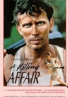 A Killing Affair's Poster
