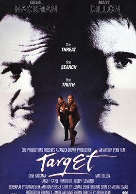『ターゲット(1985)』のポスター
