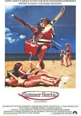 Summer Rental's Poster